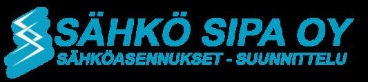 Sähkö Sipa Oy Logo